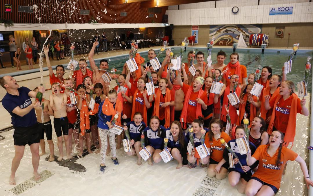 Kampioen District Oost 1e Klasse, op naar de landelijke competitie!