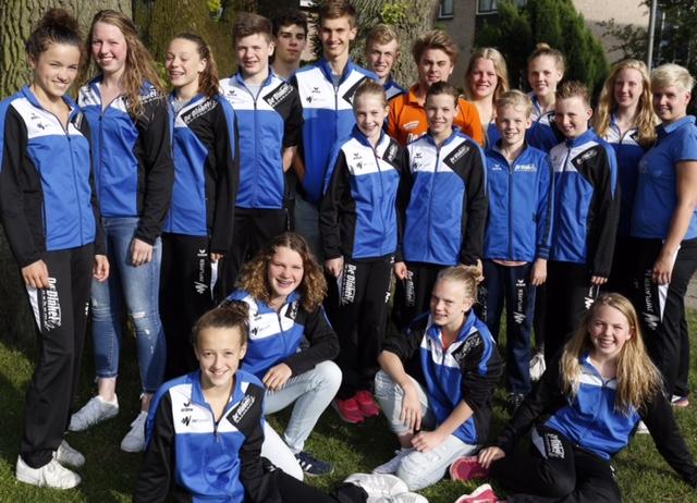 Goede prestaties De Dinkel op de Nederlandse Junioren en Jeugd Kampioenschappen