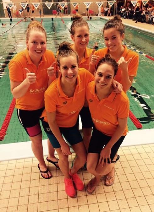 Clubkampioenschappen 2016  De Dinkel