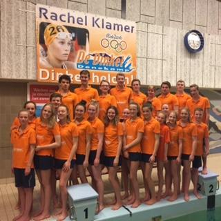 Succesvolle Nederlandse Kampioenschappen Junioren en Jeugd voor De Dinkel