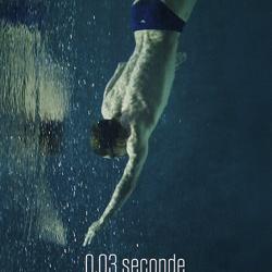 De zwemdocumentaire 0,03 seconde donderdag 11 mei in het Kulturhus Denekamp