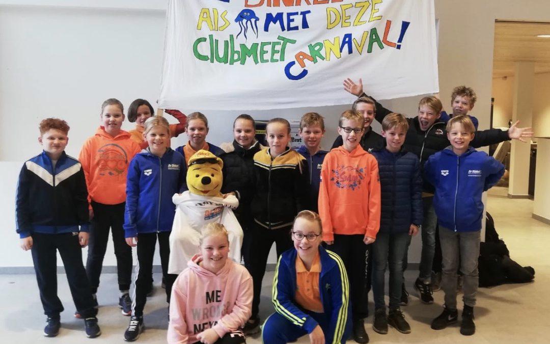 Overijsselse minioren Clubmeet deel 1 in Zwolle
