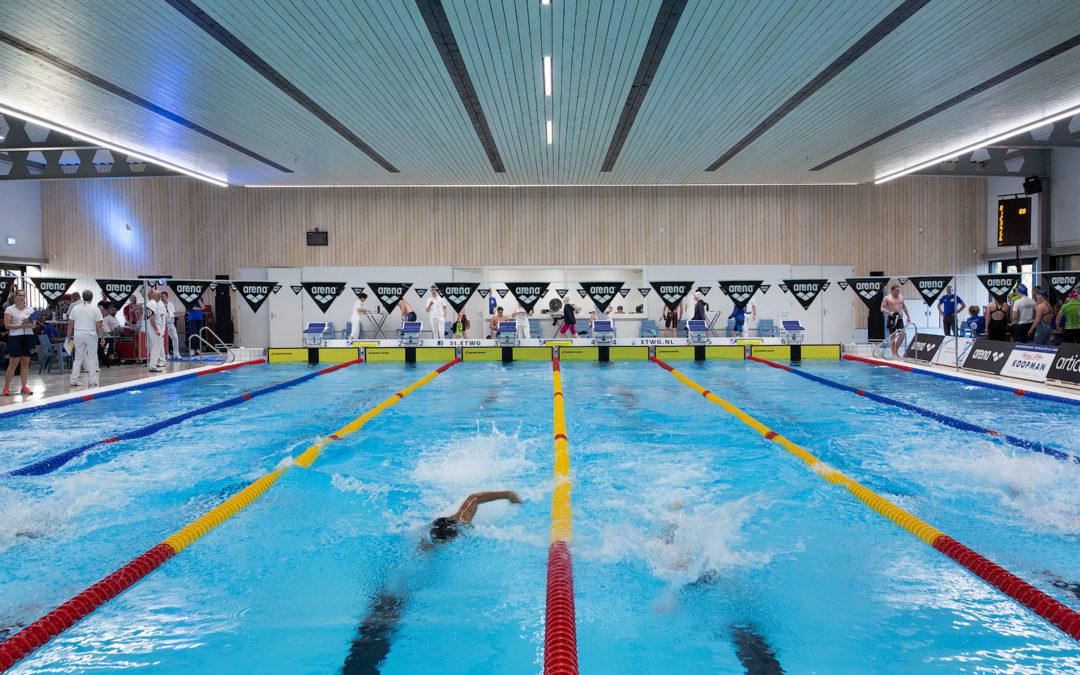Geslaagde eerste editie van de Dinkel Swim Meet met spectaculaire finales!