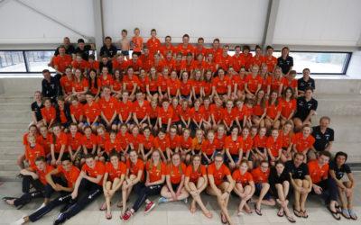 Eerste clubkampioenschappen in nieuwe bad heel groot succes!