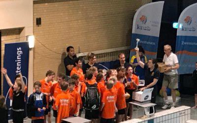 De Dinkel behaalt 2e plaats bij het Overijssels kampioenschap