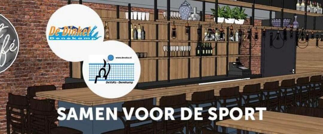 Sportcafé Dorper Esch geopend op reservering